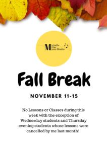 Fall Break (1)
